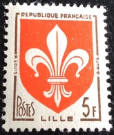N° 1186    NEUF ** SANS  CHARNIÈRE ( LOT:1569 ) - 1941-66 Escudos Y Blasones
