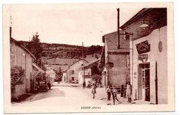 Sirod - Tabac - Tillet Grappe - Epicerie Moderne -  CPA - Autres Communes