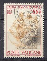 Vatikaan 1982  Mi.nr. 808 Todestag Der Hl.Theresia Von Avila   OBLITÉRÉS-USED-GEBRUIKT - Vatican