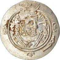 Monnaie, Tabaristan, Dabwayhid Ispahbads, Khurshid, Hémidrachme, PYE 101 (135 - Orientales