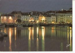 Postal 032910 : Belle-ile-en-Mer La Bien Nommee (Morbihan) Reflets Le Bassin A Flots Du Palais. La Bretagne - Cartes Postales