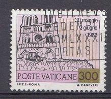 Vatikaan 1981  Mi.nr. 798  Weltreisen Von Papst Johannes Paul II   OBLITÉRÉS-USED-GEBRUIKT - Vatican