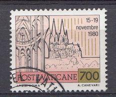 Vatikaan 1981  Mi.nr. 801  Weltreisen Von Papst Johannes Paul II   OBLITÉRÉS-USED-GEBRUIKT - Vatican
