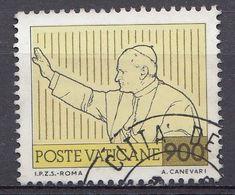 Vatikaan 1981  Mi.nr. 802  Weltreisen Von Papst Johannes Paul II   OBLITÉRÉS-USED-GEBRUIKT - Vatican