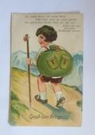 Leporello, Kinder, Mode, Trachten Aus Bregenz, Österreich 1930 ♥(1037) - Österreich