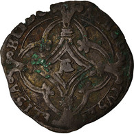 Monnaie, Pays-Bas Espagnols, TOURNAI, Albert & Isabelle, Patard, 1615, TB+ - Belgique