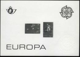 België ZW/NB 2323/24 - Europa 1989 - Feuillets Noir & Blanc