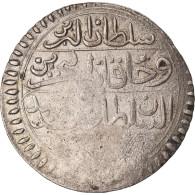 Monnaie, Tunisie, TUNIS, Abdul Hamid I, 8 Kharub, AH 1196 (1781), Tunis, TB+ - Tunisia