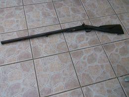 Ancien Fusil De Chasse - Decorative Weapons