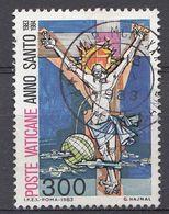 Vatikaan 1983  Mi.nr. 816  Heiliges Jahr Der Erlösung   OBLITÉRÉS-USED-GEBRUIKT - Vatican