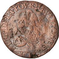 Monnaie, France, Ardennes, Henri De La Tour D'Auvergne, Liard, 1613, Sedan, TB - 476-1789 Monnaies Seigneuriales