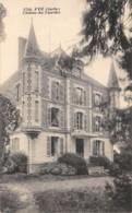 72-FYE-CHÂTEAU DES TOURELLES-N°T2410-H/0233 - France