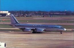 Ansichtskarte  Flugzeug AIR FRANCE Convair 990A Paris-London 1967/1990 - 1946-....: Modern Era