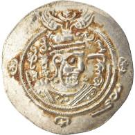 Monnaie, Tabaristan, Dabwayhid Ispahbads, Khurshid, Hémidrachme, PYE 100 (134 - Orientales