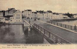 77-LAGNY THORIGNY-N°T2411-E/0377 - Lagny Sur Marne