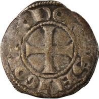 Monnaie, France, La Marche, Hugues X, Denier, TB+, Argent, Boudeau:438 - 476-1789 Monnaies Seigneuriales