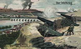 NAMEN Namur - Guerre 14/18 - Der Weltkrieg - Beschiessung Von Namur 1914/15 WWI WWICOLLECTION - Namur