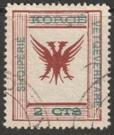Albania Sc 55 Used - Albania