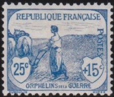 France   .   Yvert   .    151      .   *     .   Neuf Avec  Charnière    .    /    .    Mint-hinged - Ungebraucht
