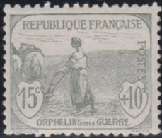 France   .   Yvert   .    150      .   *     .   Neuf Avec  Charnière    .    /    .    Mint-hinged - Unused Stamps