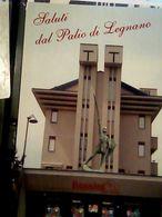 PALIO LEGNANO ROSSINI OCCHIALI - STAMP 2017 € 0,95 DISNEY+ 0,15 VB2019  HQ9531 - Legnano