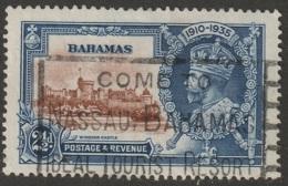 Bahamas Sc 93 Used - 1859-1963 Kolonie Van De Kroon