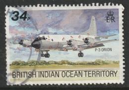BIOT Sc 126 Used - British Indian Ocean Territory (BIOT)