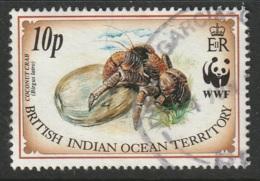 BIOT Sc 132 Used - British Indian Ocean Territory (BIOT)