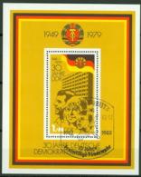 DDR Block 56 O Sonderstempel Grosskreuz - [6] Repubblica Democratica