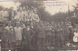 FORGES-les-EAUX: Camp Des Anglais - 1917 - Concours Hippique - Forges Les Eaux