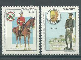 200035570  PARAGUAY  YVERT   Nº  2662/3  **/MNH - Paraguay