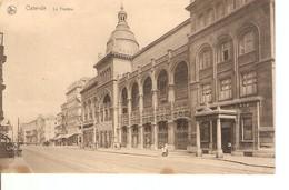 Postal 035985 : Ostende. Le Theâtre - Sin Clasificación