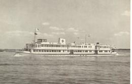 Hospitaalschip J. Henry Dunant D199 - Croix-Rouge