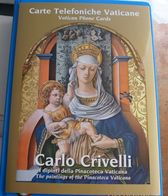 VATICAN 2020, EXTRAORDINARY ISSUE FOLDER PEINTER CARLO CRIVELLI - Vaticano