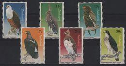 Zimbabwe - N°71 à 76 - Faune - Aigles - Cote 7€ - * Neufs Avec Trace De Charniere - Zimbabwe (1980-...)
