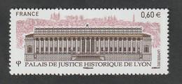 TIMBRE -  2012  - N°  4696  - Série Artistique - Palais De Justice De Lyon -   Neuf Sans Charnière - Nuovi