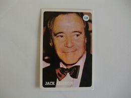 Jack Lemmon Portugal Portuguese Pocket Calendar 1986 - Calendriers