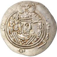 Monnaie, Tabaristan, Dabwayhid Ispahbads, Khurshid, Hémidrachme, PYE 94 (128 - Orientales