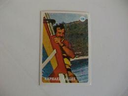 Raphael Salles Portugal Portuguese Pocket Calendar 1986 - Calendriers