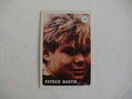 Patrice Martin Portugal Portuguese Pocket Calendar 1986 - Calendriers