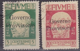 Fiume Sc 134-135 - Fiume