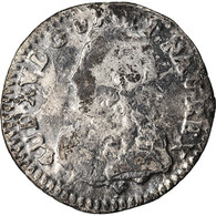 Monnaie, France, Louis XV, 1/20 Écu  Aux Branches D'olivier (6 Sols), 6 Sols - 1715-1774 Louis XV Le Bien-Aimé