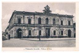 B3718 - Siracusa, Palazzolo Acreide, Palazzo Di Città, Non Viaggiata - Siracusa