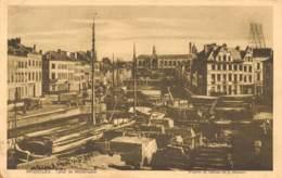 BRUXELLES - Canal De Willebroeck - D'après Un Tableau De K. Holborn - Maritime
