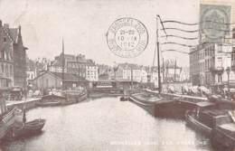 BRUXELLES - Quai Aux Charbons - Maritime