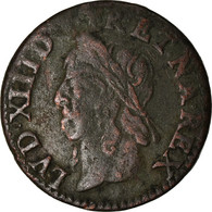 Monnaie, France, Louis XIII, Double Tournois De Warin, Tête à Gauche, Double - 987-1789 Royal