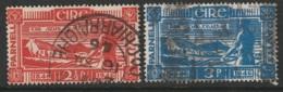 Ireland Sc 133-134 Complete Set Used - 1937-1949 Éire