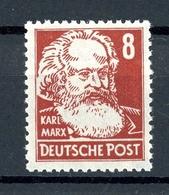 SBZ Allgemeine Ausgaben MiNr. 214 B Postfrisch MNH Geprüft Schönherr (C236 - Zona Sovietica