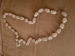 Perles Pierres Semi Précieuses Rose Pâle - Joyas & Relojería