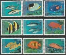 Micronesia Sc 213-226 Complete Set MNH - Micronésie